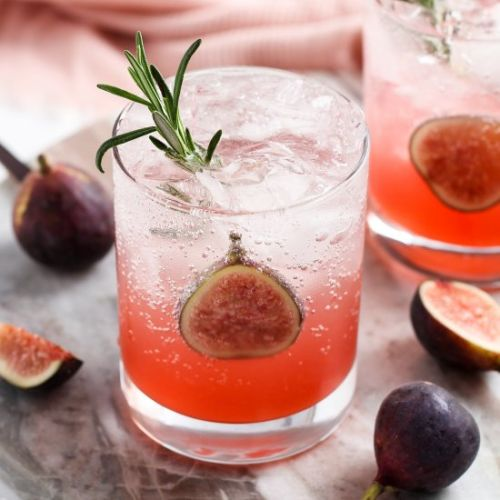 Fig for a Queen Cocktail