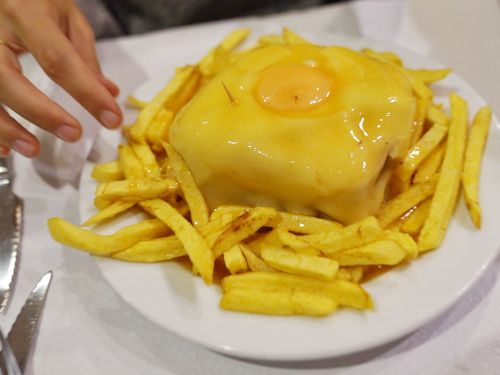 Watch: No Trip to Porto, Portugal Is Complete Without the Francesinha Sandwich