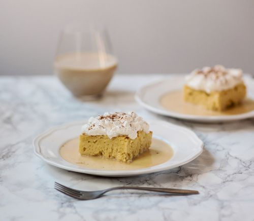Bailey's Tres Leches