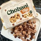 Ice Cream or Greek Yogurt? We Can't Tell With Chobani Flip's New Cookie Dough Topping