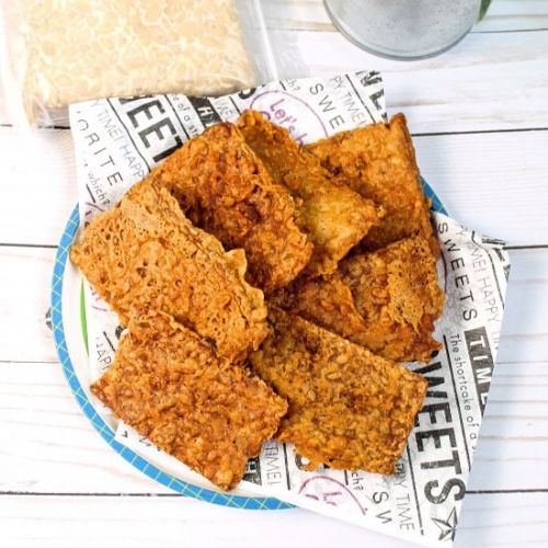 Crunchy Deep Fried Tempeh