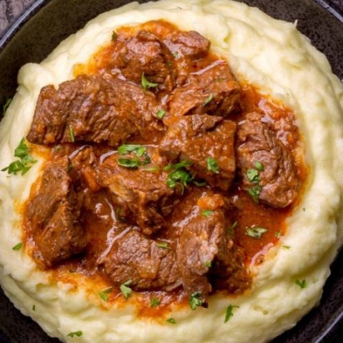 One-Pot Easy Beef Stew Recipe