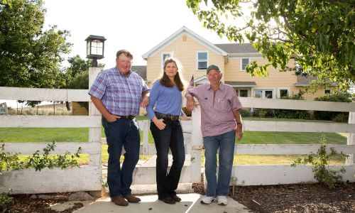 One Generation to the Next: Hamilton Brothers Farm and Family Ranching