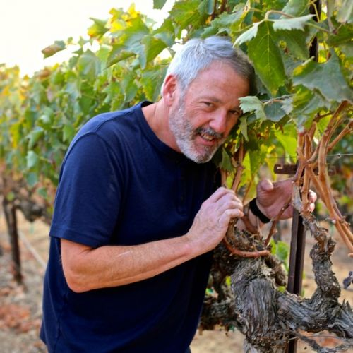 "Steven Kent Mirassou aims to bring ""fun"" back into wine with Lodi grown Albariño and Garnacha"