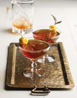Armagnac Cocktail: Hallelujah