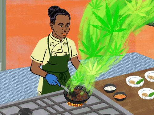 How Black Chefs Are Pushing Back Against the Racism Rooted in the Cannabis Industry