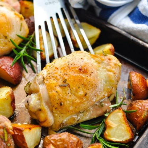 Rosemary Chicken and Potatoes