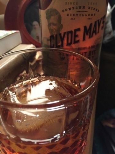 What I'm Drinking: Rye Not? With Clyde May's Rye