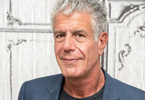 A Book Commemorating the Life of Anthony Bourdain Will Be Released This May