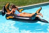 Oh My God, This Adorable Wiener Dog Pool Float Is One of the Best Things We've Ever Seen