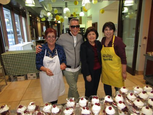 An Evening With Mary Ann Esposito At BCAE