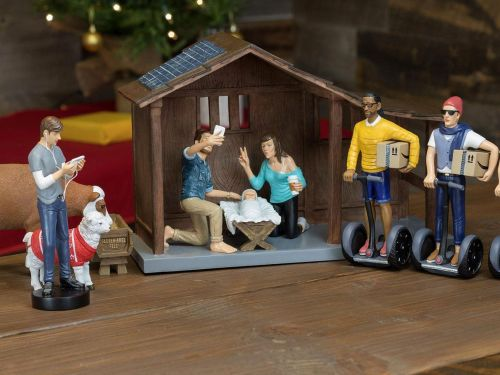 The Hipster Nativity Scene Is Here to Ruin Christmas