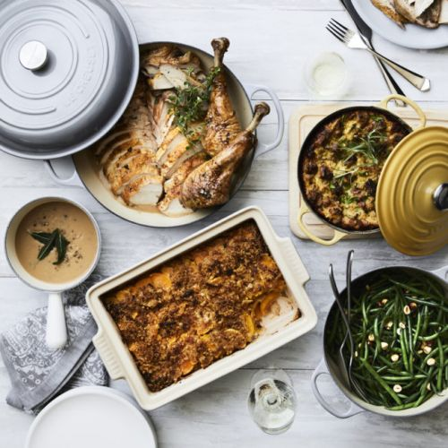 Every Thanksgiving Recipe You'll Need for the Best Feast Ever