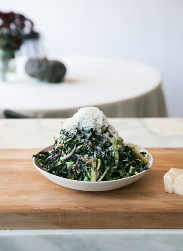 Refresh with Kale Apple Salad