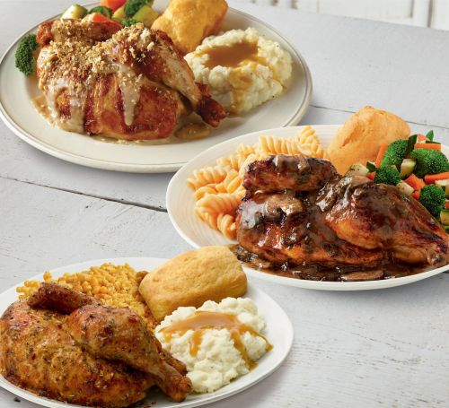 """Boston Market Invites Guests To """"Fall in Love With Flavor"""" This Autumn With The Return of Chicken Marsala, Tuscan Chicken, and Roasted Garlic & Herb Chicken"""