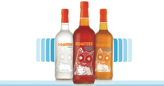Hooters Launches Its Own Spirits Line