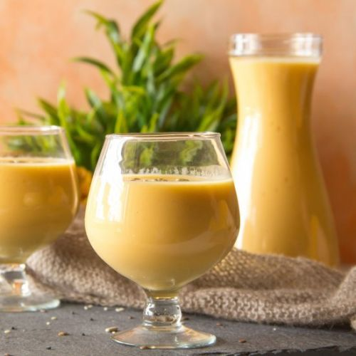Bael Panna / Wood apple smoothie