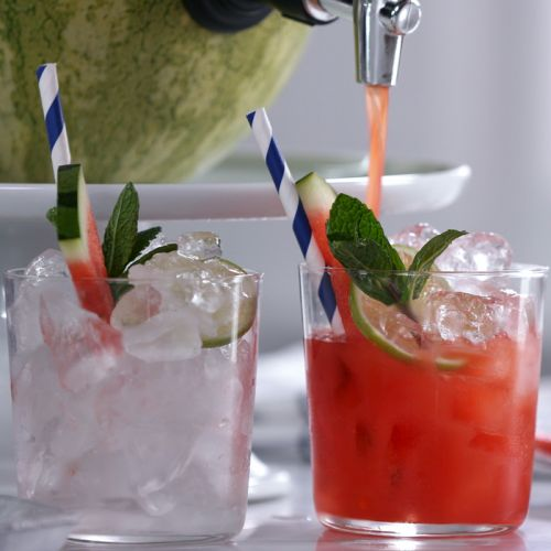 Watermelon Tequila Punch