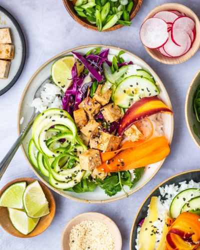 Tofu Poke Bowls Are the Cheap & Easy Way to Try the Trend at Home
