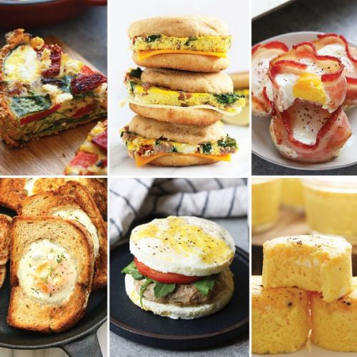 15 Egg Recipes for Breakfast