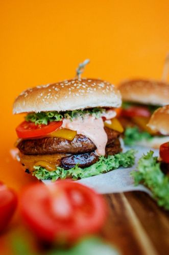Mouth-Watering Portobello Mushroom Burgers