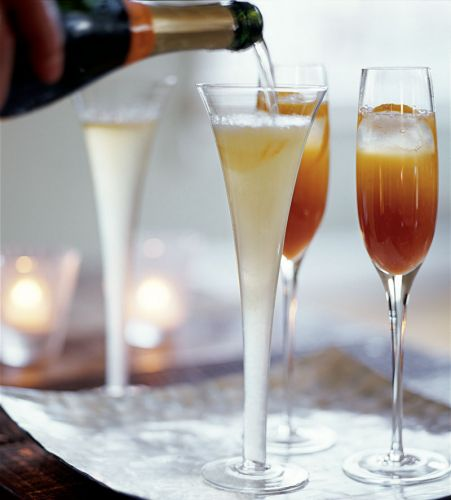 A Cocktail for Every Type of New Year's Eve