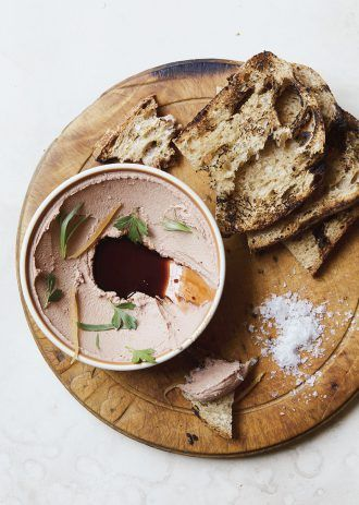 Bestia's Chicken Liver Paté Recipe