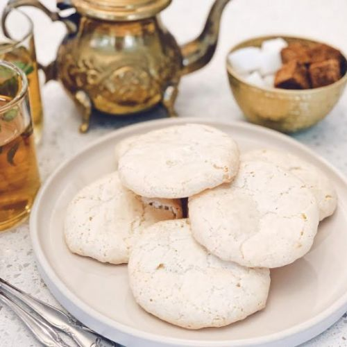 Syrian Almond Macaroons