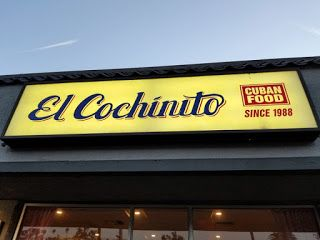 This Little Pig Feels Right at Home at El Cochinito
