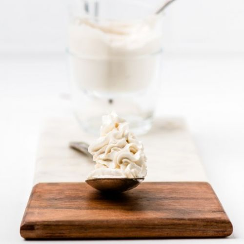 Dairy Free Whipped Coconut Cream