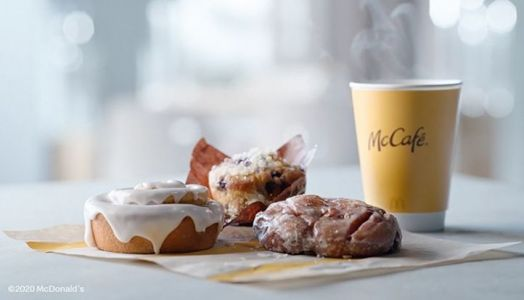 Trick or.Treat Yourself to a Week of Free Apple Fritters, Blueberry Muffins and Cinnamon Rolls