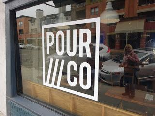 Nothing in Poor Taste at Pour Company