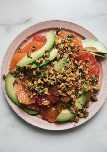 Brighten Your Day with Winter Citrus Salad