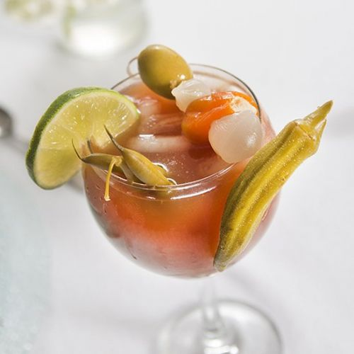 New Orleans Style Bloody Mary