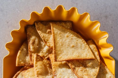 You Need Homemade Tortilla Chips in Your Life