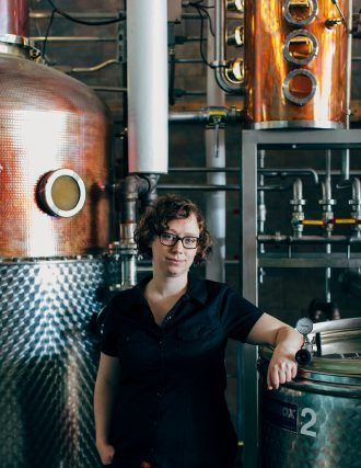 Meet the Distillers Reinventing New England Rum