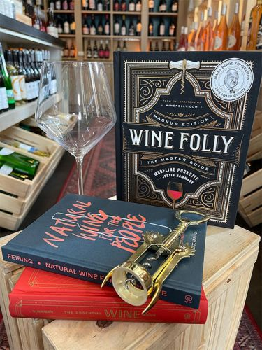 Studying for the Bar: Wine & Cocktail Books at CORK