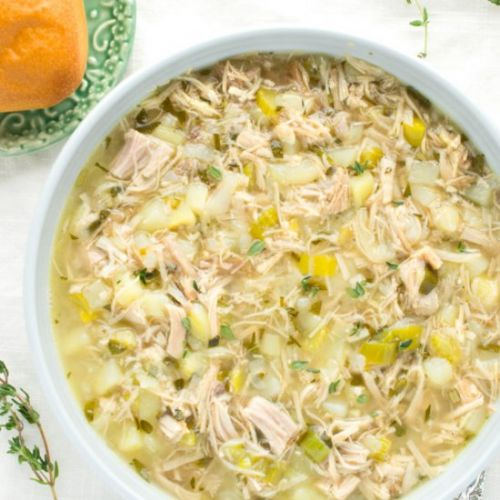 Favorite Turkey Soup in 30 Minutes
