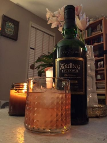 What I'm Drinking: Smoke in the Grove with Ardbeg Uigeadail
