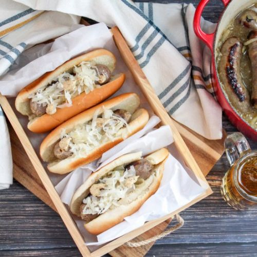 Wisconsin Beer Brats