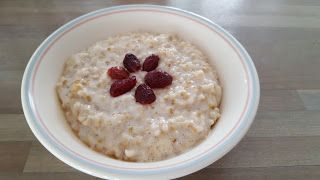 Pressure Cook: Steel Cut Oatmeal