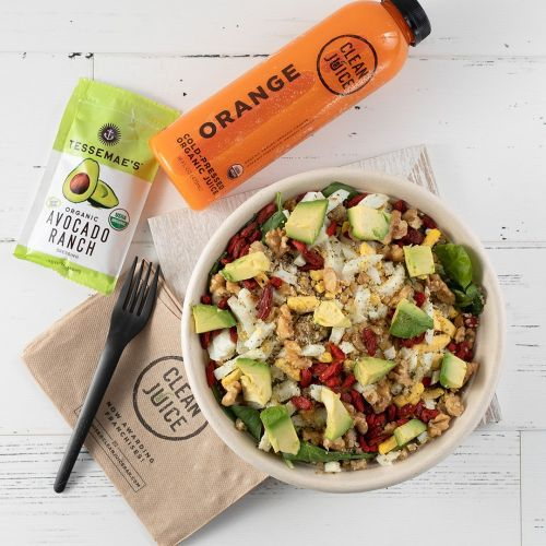 Clean Juice Named 1 Fastest Growing Franchise