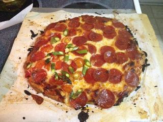 Easy Gluten-Free Pizza