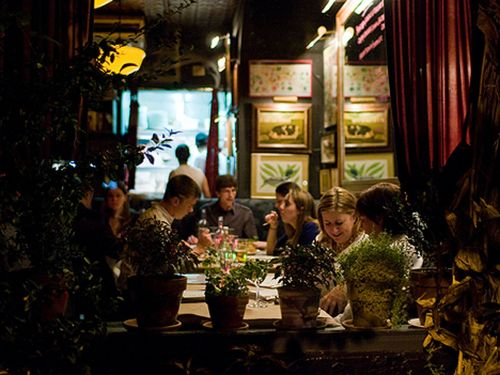 The Ongoing Saga at the Spotted Pig, Explained