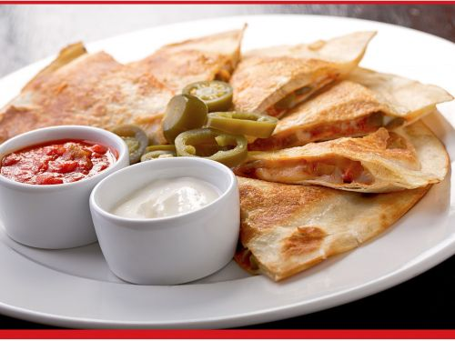 When in Doubt, Order the Quesadilla