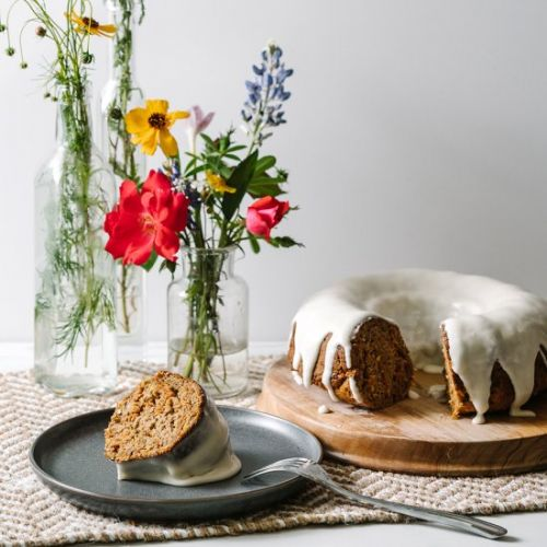 Gluten-Free Carrot Cake for Easter