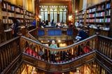 This Gorgeous Bookstore Is Said to Have Possibly Inspired Parts of Hogwarts