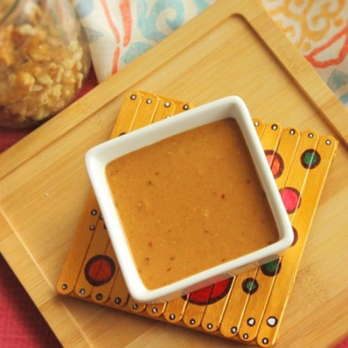 Thai Spicy Peanut Sauce