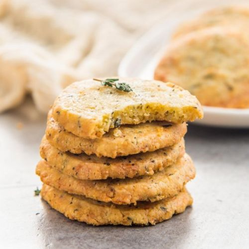 Cheddar Cheese Cookies