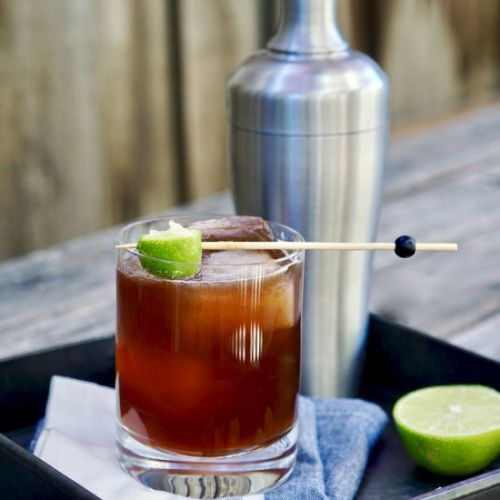 El Diablo Cocktail